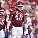 Arkansas DE Deatrich Wise Jr.