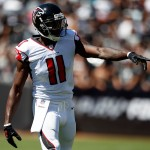 Falcons WR Julio Jones