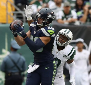 Seahawks TE Jimmy Graham
