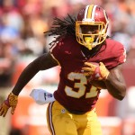 Redskins RB Matt Jones