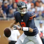 Bears QB Brian Hoyer