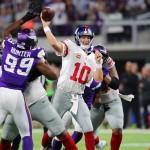 Giants QB Eli Manning