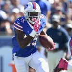 Bills RB LeSean McCoy