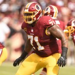 LT Trent Williams