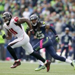 Julio Jones vs Richard Sherman