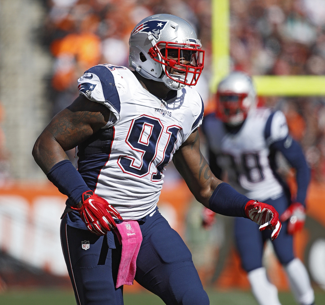 How significant is loss of Jamie Collins to Patriots' defense ...