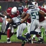 Carson Palmer vs Seahawks