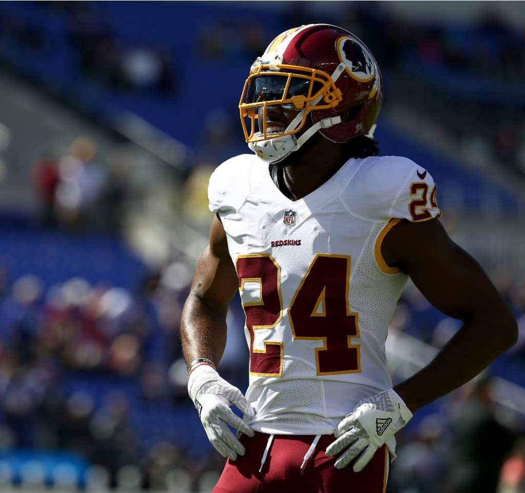 Redskins CB Josh Norman