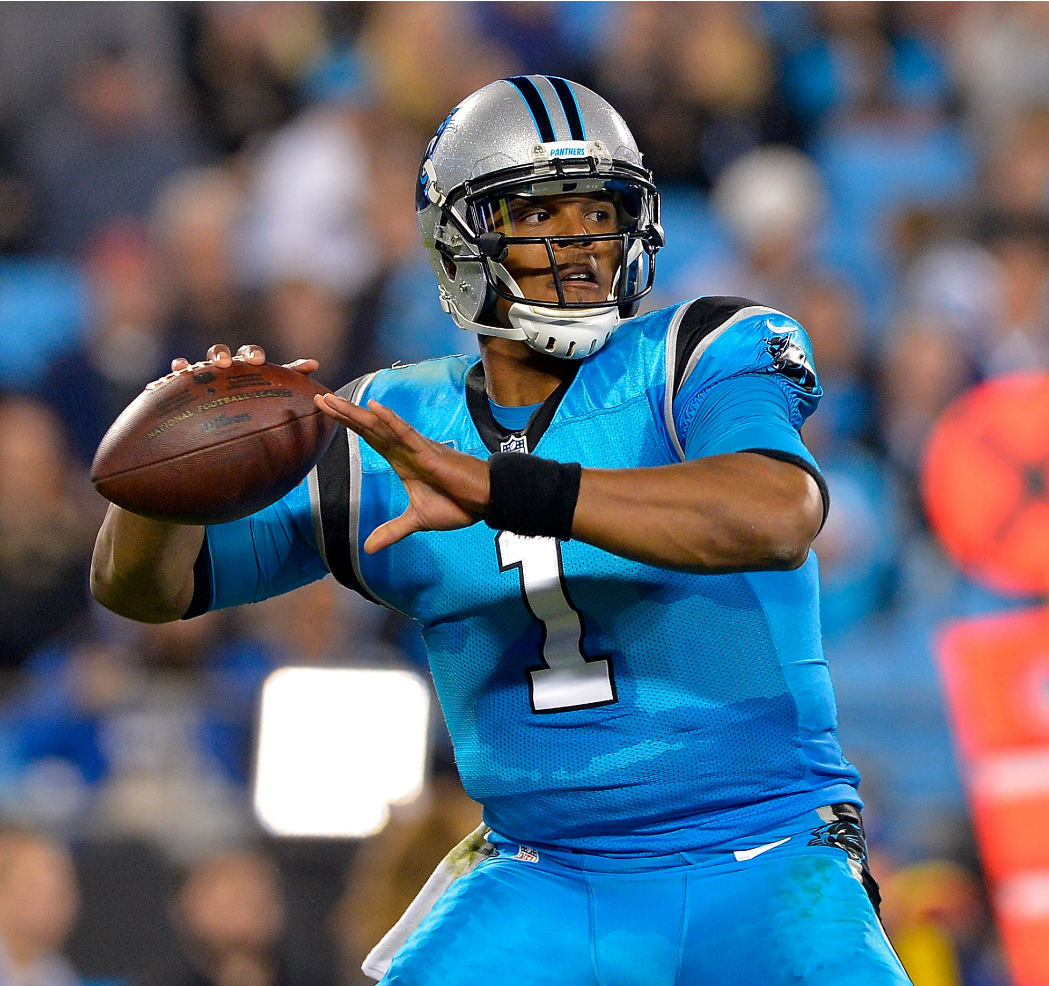 Carolina Panther Cam Newton made sexist comment in a press meeting wednesday