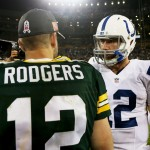 Andrew Luck, Aaron Rodgers