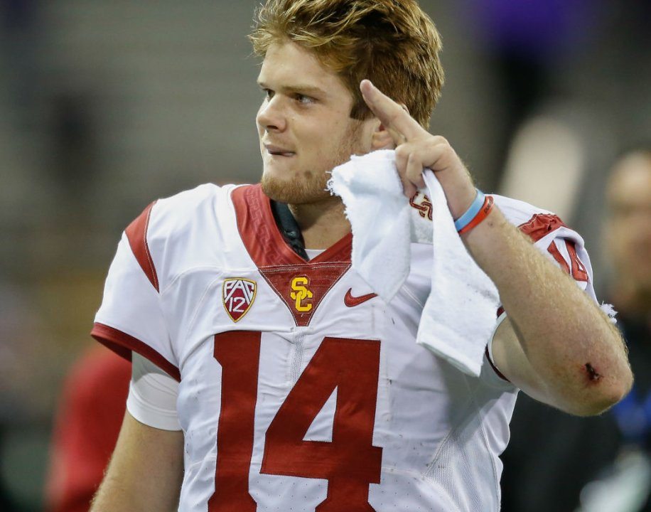 sam darnold goes first in pff s early 2018 mock draft nfl draft