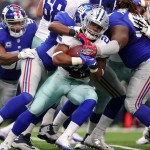 Ezekiel Elliott vs Giants