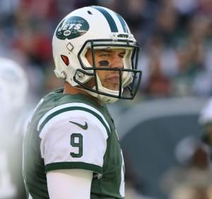Jets QB Bryce Petty