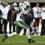 Jets RB Bilal Powell
