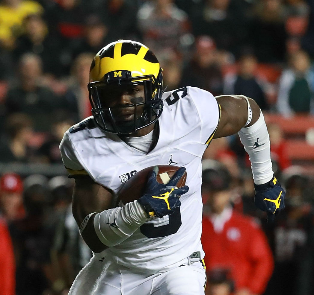 jabrill peppers college jersey