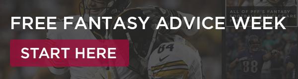 Fantasy free advice week