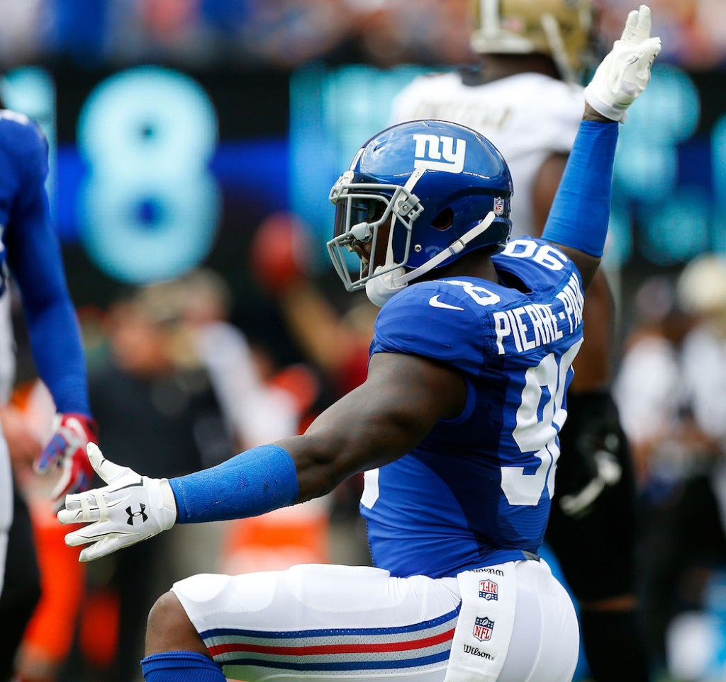Jason Pierre Paul College: In-Depth Football Stats And Rankings