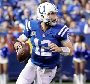 Colts QB Andrew Luck
