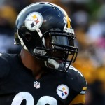Steelers OLB James Harrison