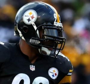 Steelers OLB James Harrison