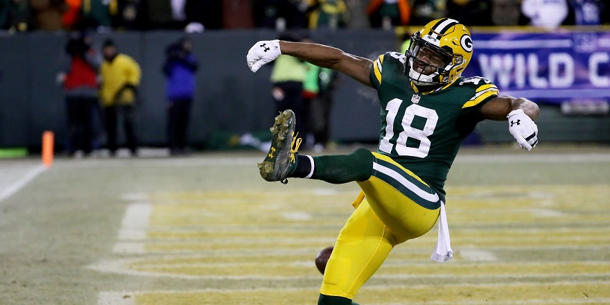Cowboys overspend for name value with WR Randall Cobb