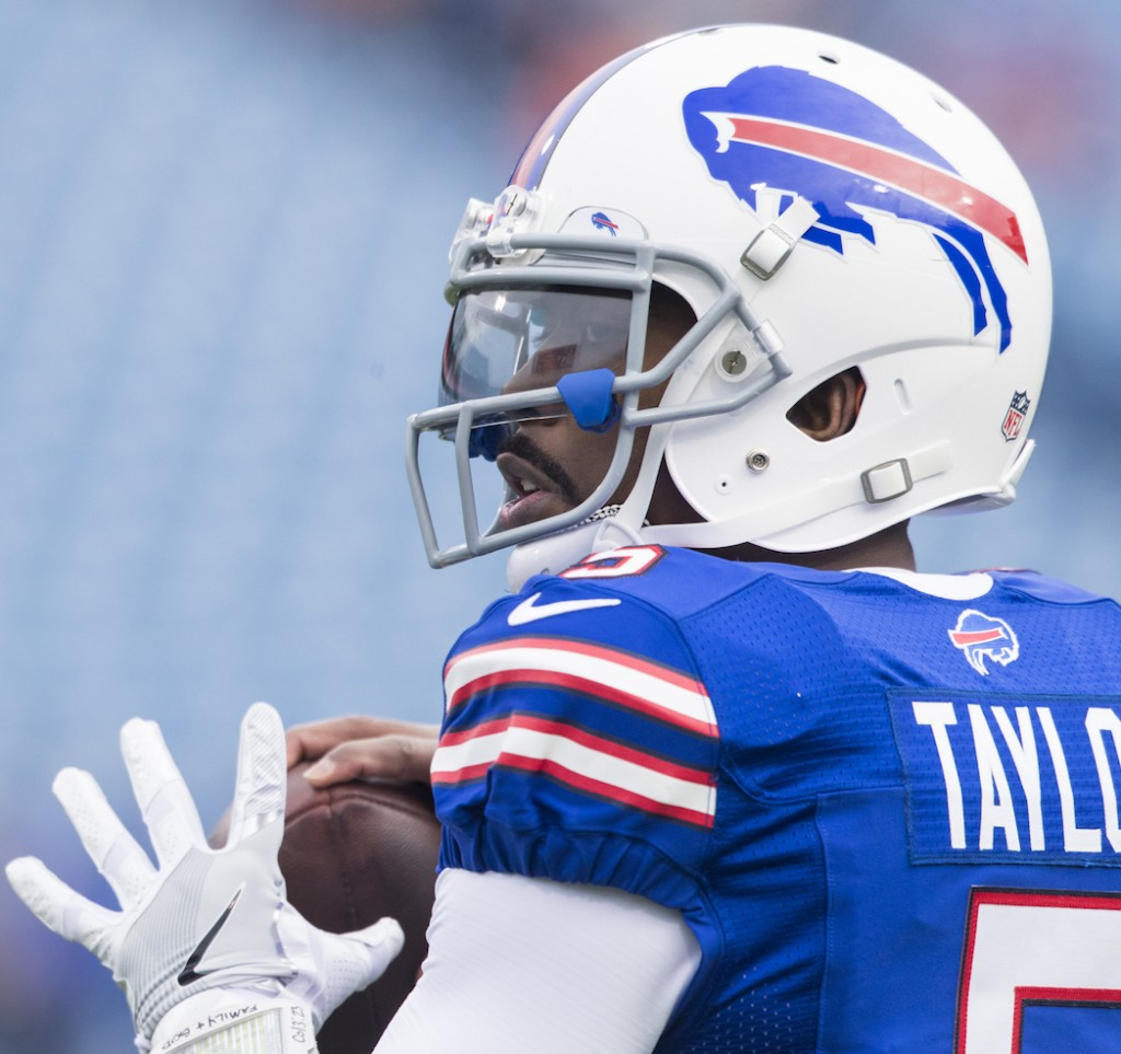 Bills QB Tyrod Taylor