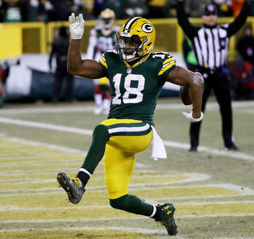 Randall Cobb's best fantasy days might be behind him as he heads to Dallas