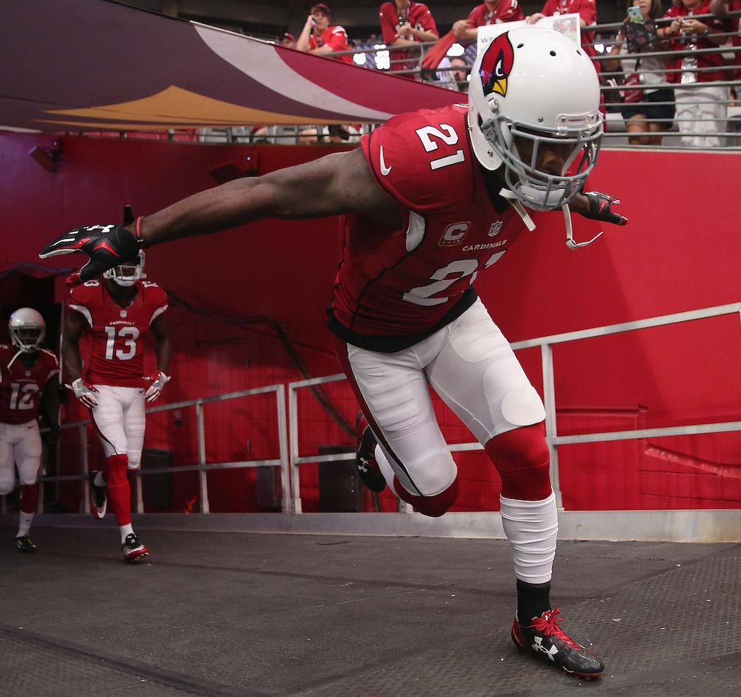 Patrick Peterson Arizona Cardinals RCB NFL and PFF stats