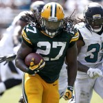 Packers RB Eddie Lacy