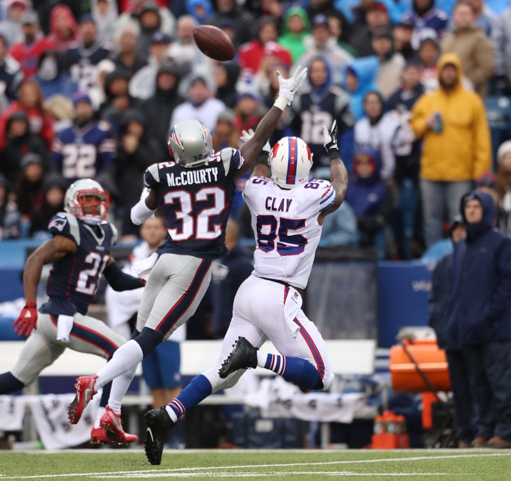 Devin McCourty New England Patriots FS NFL and PFF stats