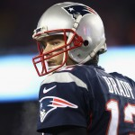 New England Patriots QB Tom Brady