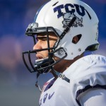 TCU quarterback Kenny Hill
