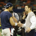 Tom Brady, Kurt Warner