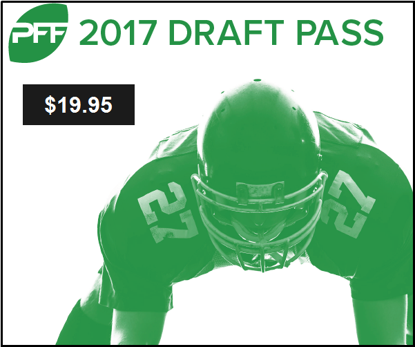 2017 NFL Draft Guide