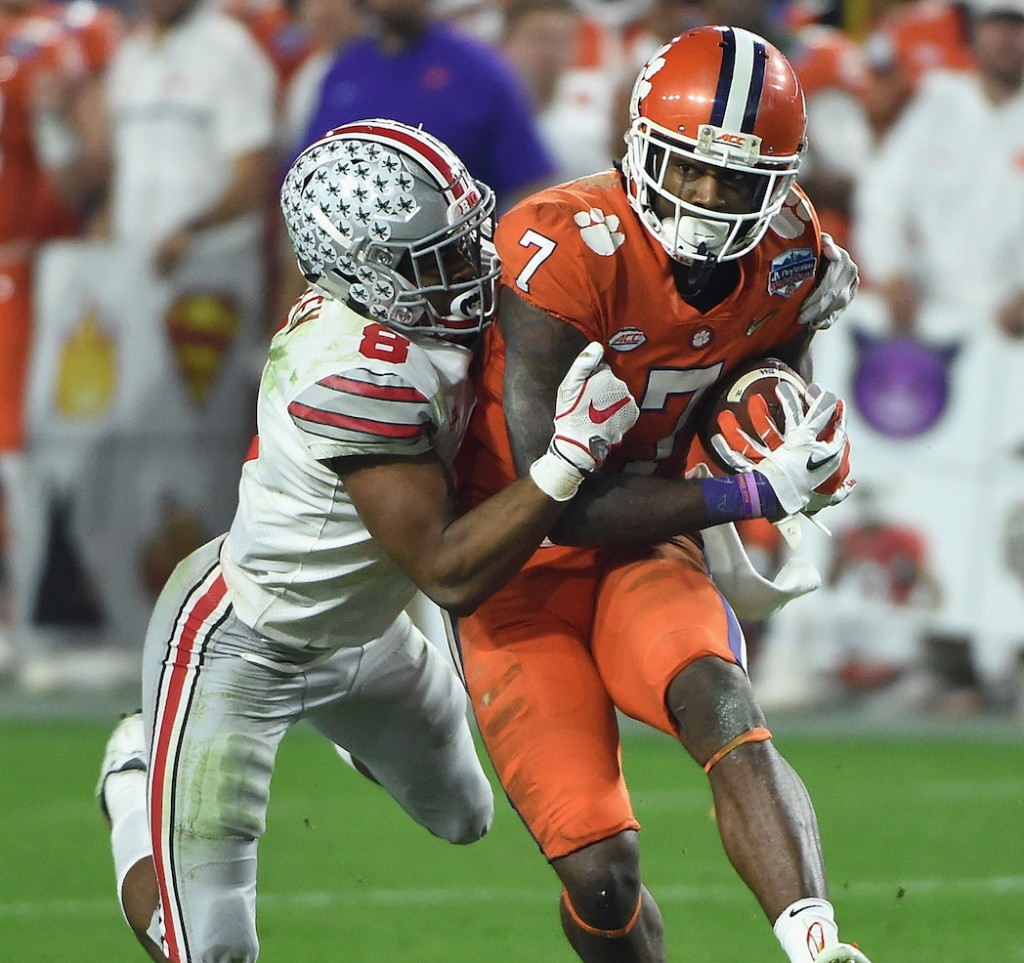 Mike Williams, WR, Clemson