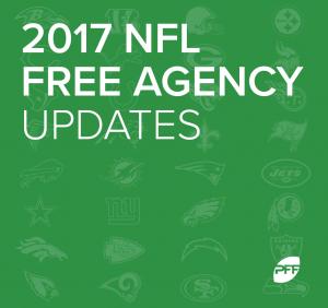 NFL Free agency 2017