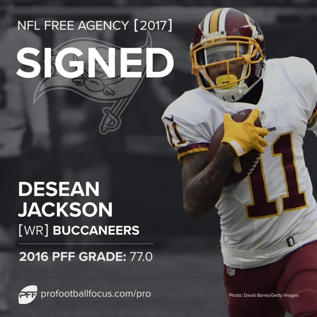 DeSean Jackson to Buccaneers