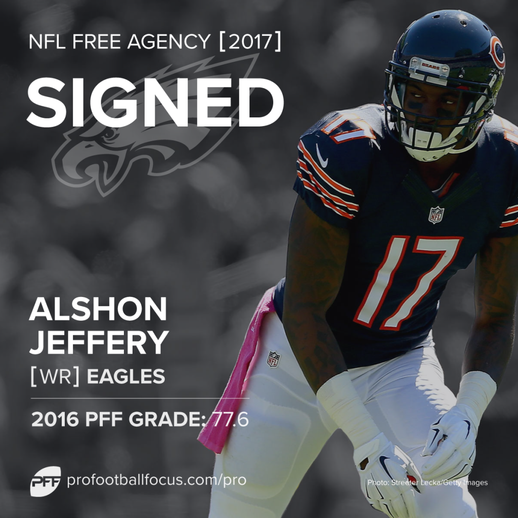 Alshon Jeffery Eagles