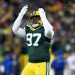 Green Bay Packers DT Kenny Clark