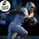Christian McCaffrey in PFF Mock Week