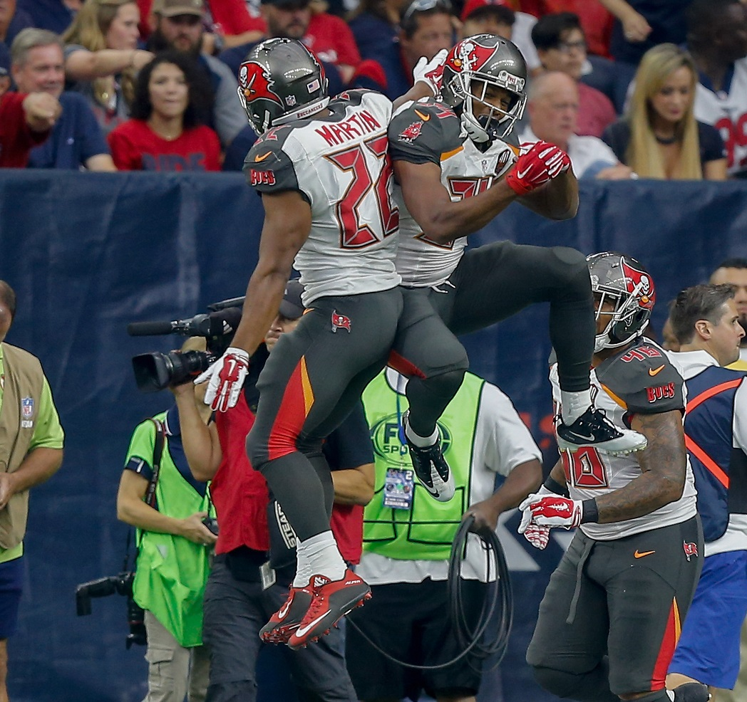 Fantasy 5: What is Doug Martin's value in 2017?