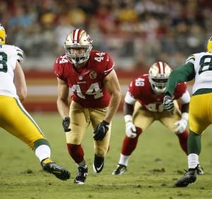 (Michael Zagaris/San Francisco 49ers/Getty Images)