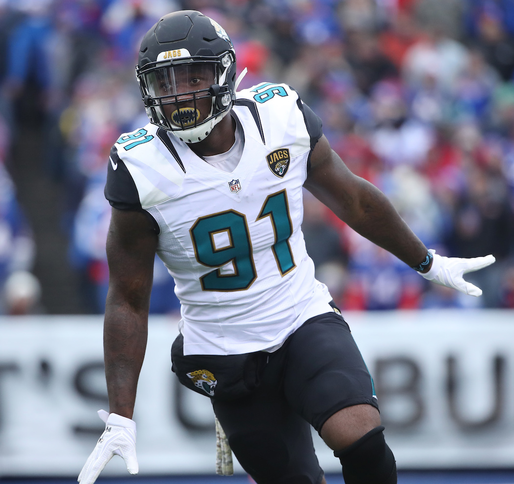 Jags Yannick Ngakoue Looks To Build On Pass Rushing