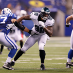 Philadelphia Eagles edge defender Marcus Smith