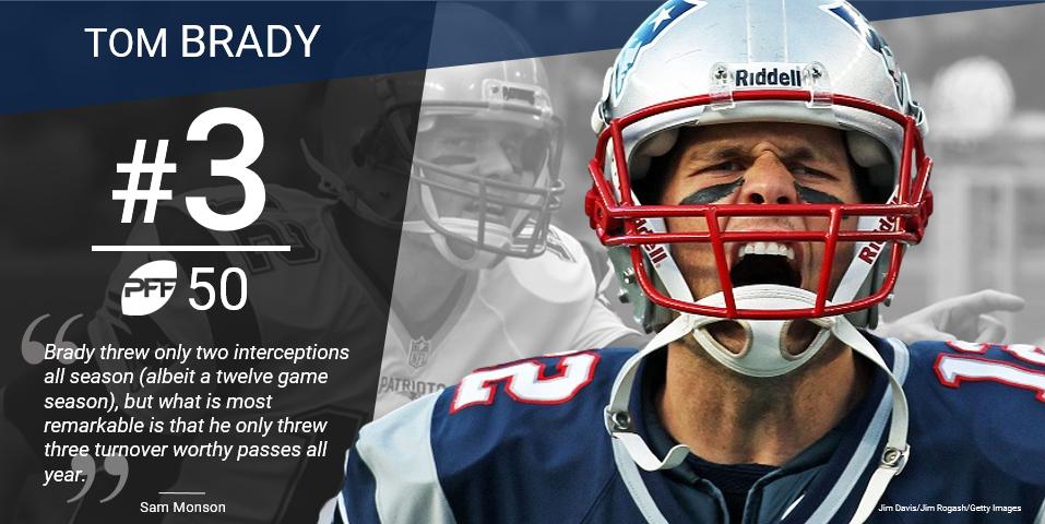 3 Tom Brady