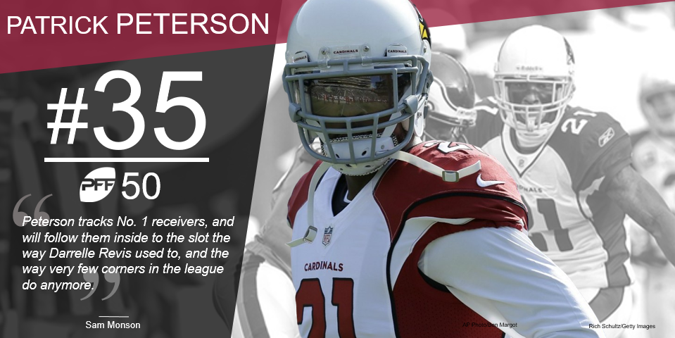 35 Patrick Peterson