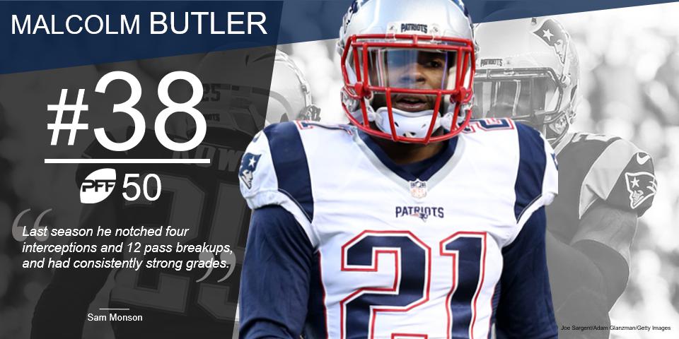 38 Malcolm Butler