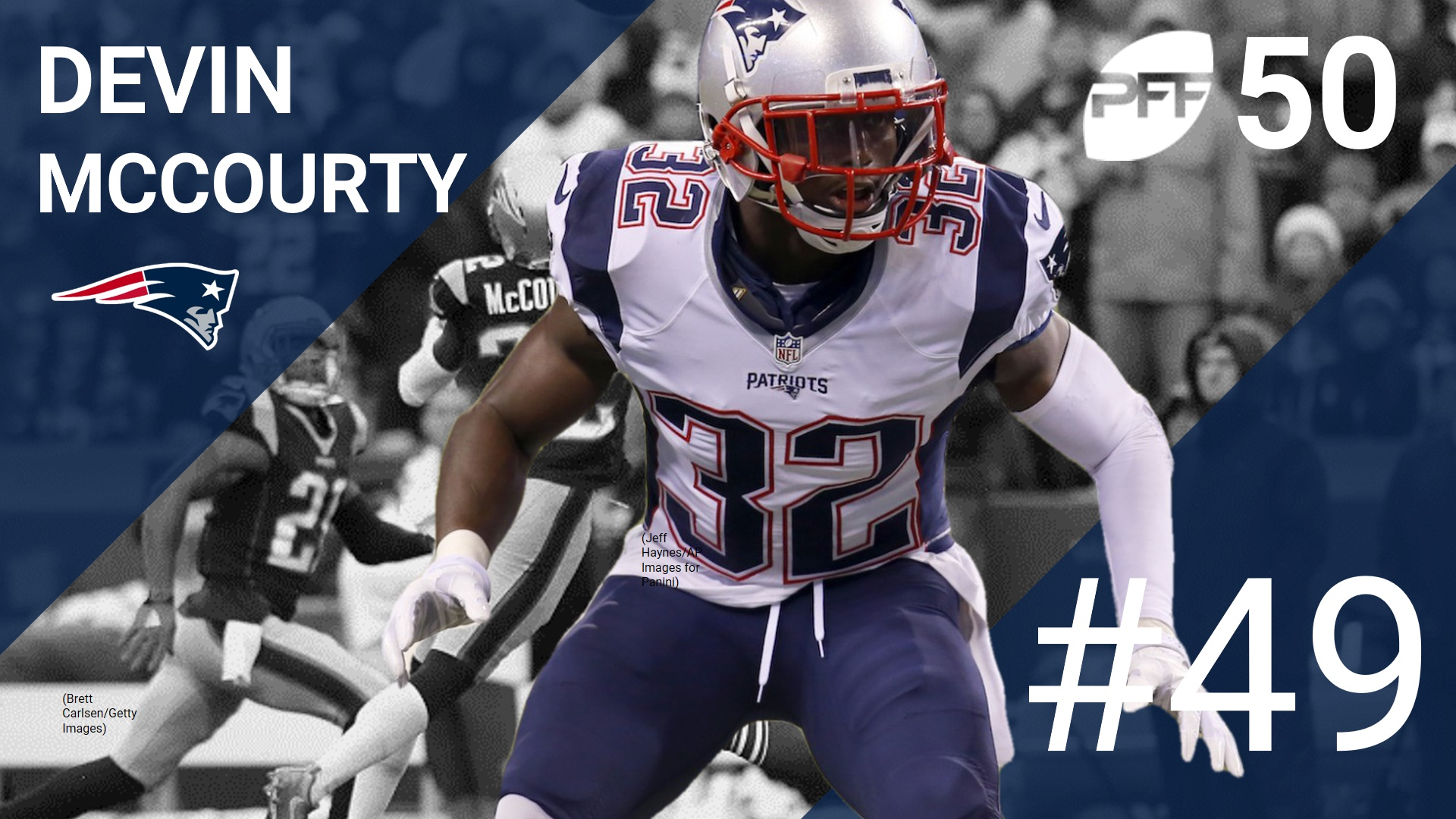 49 Devin McCourty