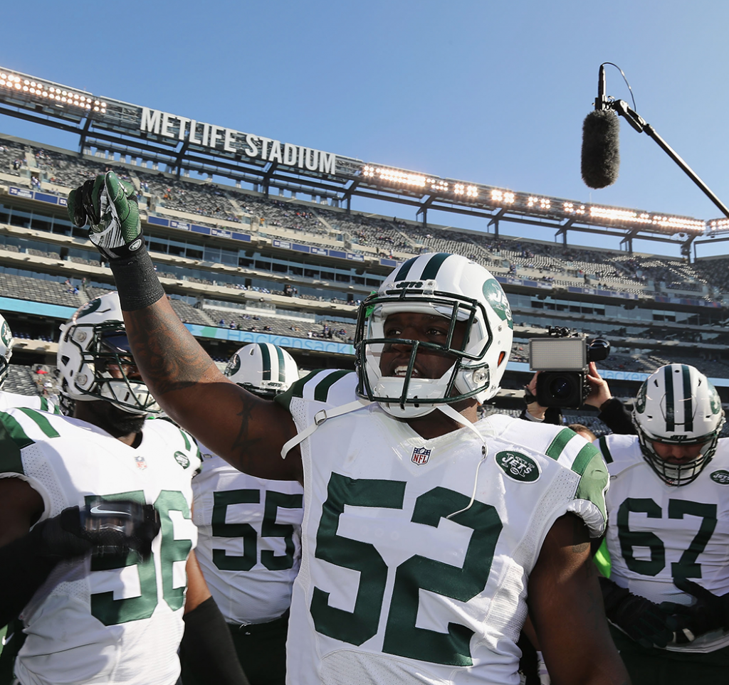 (Photo by Al Pereira/Getty Images for New York Jets)