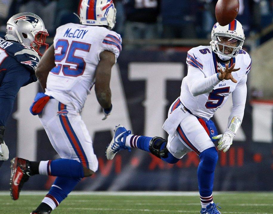 The unstoppable option run schemes of the Buffalo Bills  5ec38e9a8